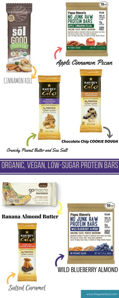 Best Vegan Protein Bars