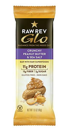 Peanut butter Organic Vegan Protein Bars