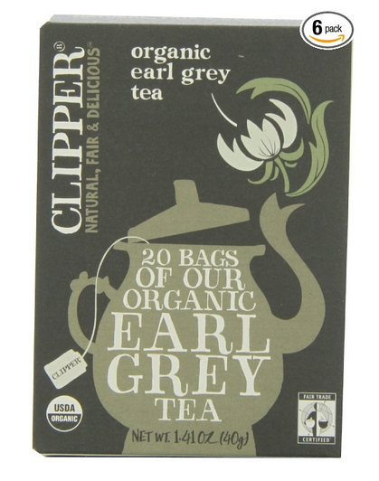 Vegan Tea Party Earl Grey