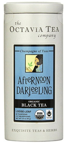Vegan Tea Party darjeeling