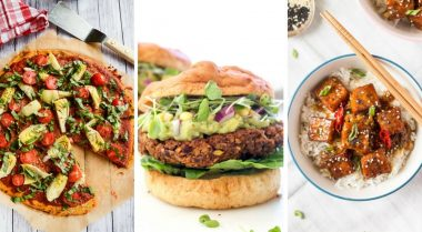 The best Vegan Dinner Recipes are easy, quick, healthy and delicious. Here is a list of 28 of them, that you will absolutely love, especially if you are a beginner. | The Green Loot #vegan #veganrecipes
