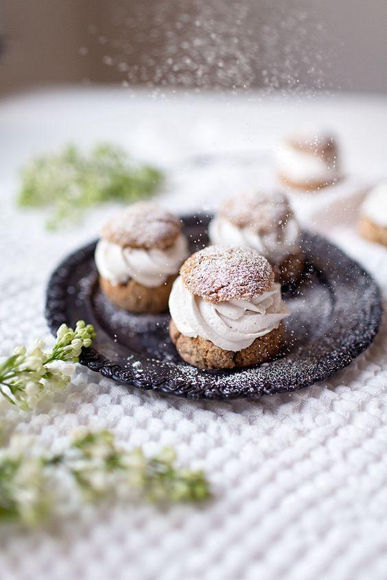 Swedish Semla Buns (gluten-free)