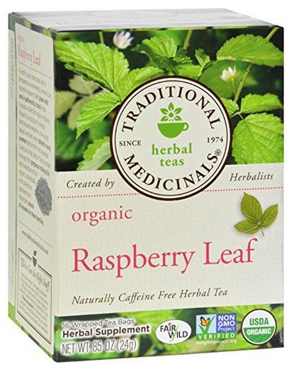 PMS remedies Raspberry Leaf Tea