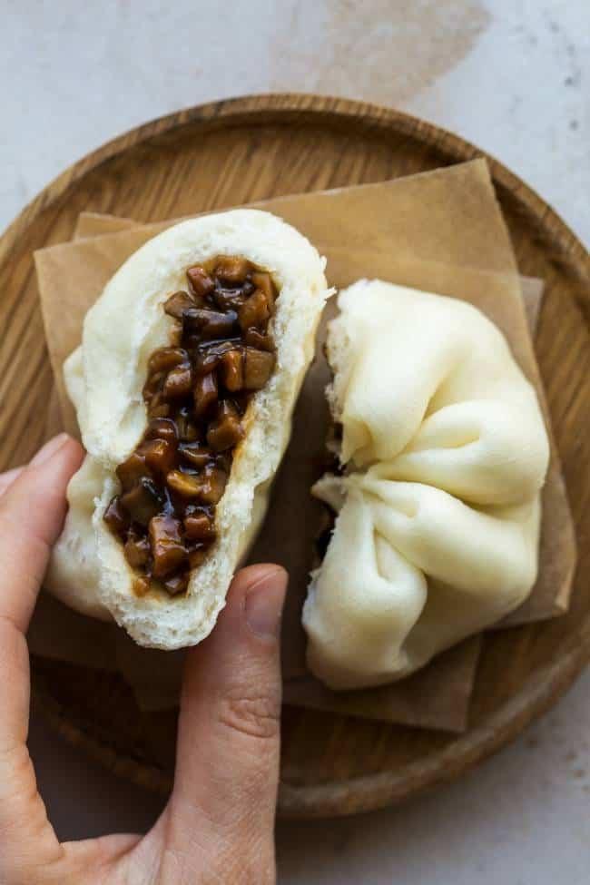 Char Siu Bao (Sticky Pork Buns)