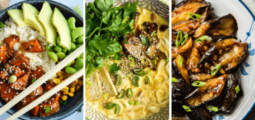 Vegan Asian Recipes