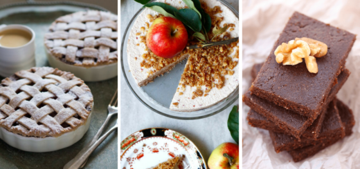 Vegan Fall Desserts