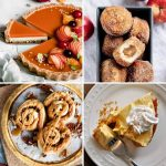 vegan Fall dessert recipes