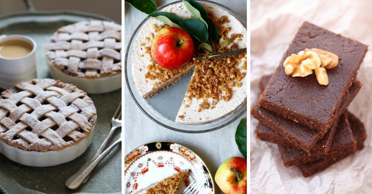 Vegan Fall Desserts