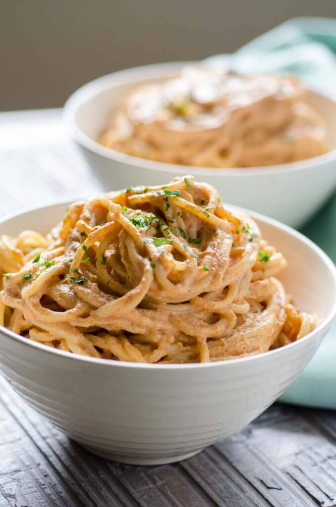 20 Superb Vegan Pasta Recipes to make for Lunch | Page 2