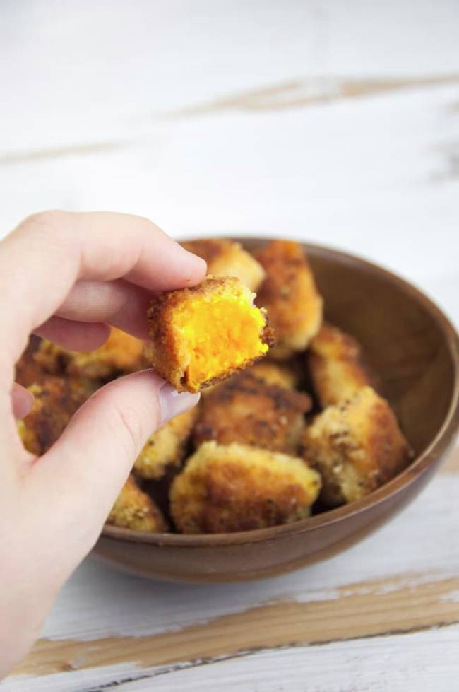 Pumpkin Nuggets