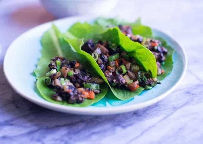 Lettuce Wraps (PF Changs)