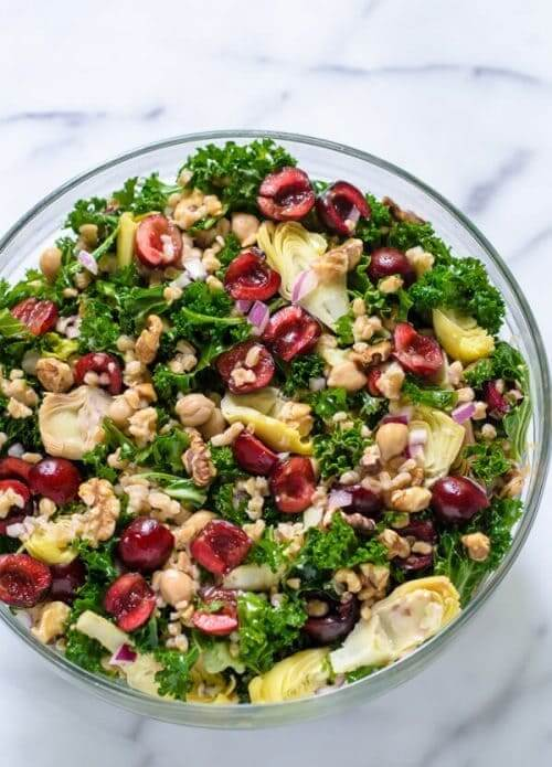 Vegan Super Food Detox Salad | The Green Loot #vegan #healthy #weightloss