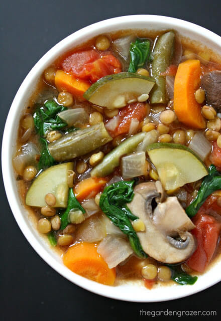 29 yummy vegan weight loss recipes for dinner healthy fat burning vegan lentil vegetable soup the green loot vegan healthy weightloss recipe thegardengrazer forumfinder Choice Image