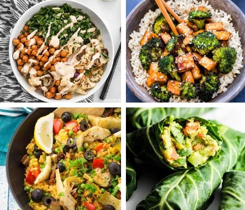 vegan weight loss recipes for dinner