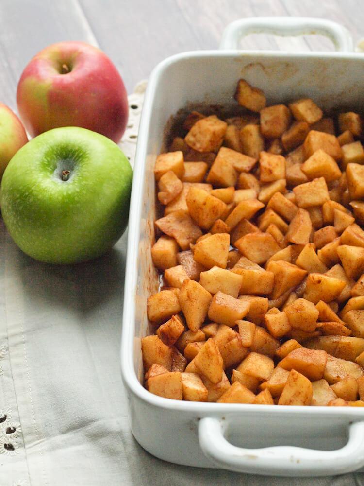 EasyBaked Apples