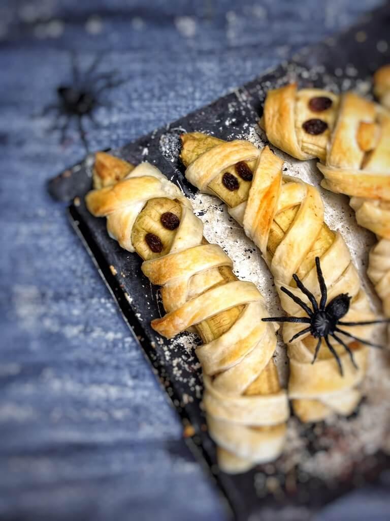 Mummied Bananas