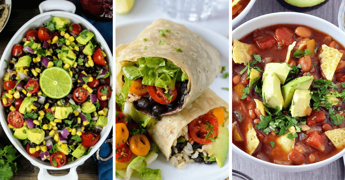 mexican dinner ideas the best 40 vegan mexican recipes for a healthy easy 12517
