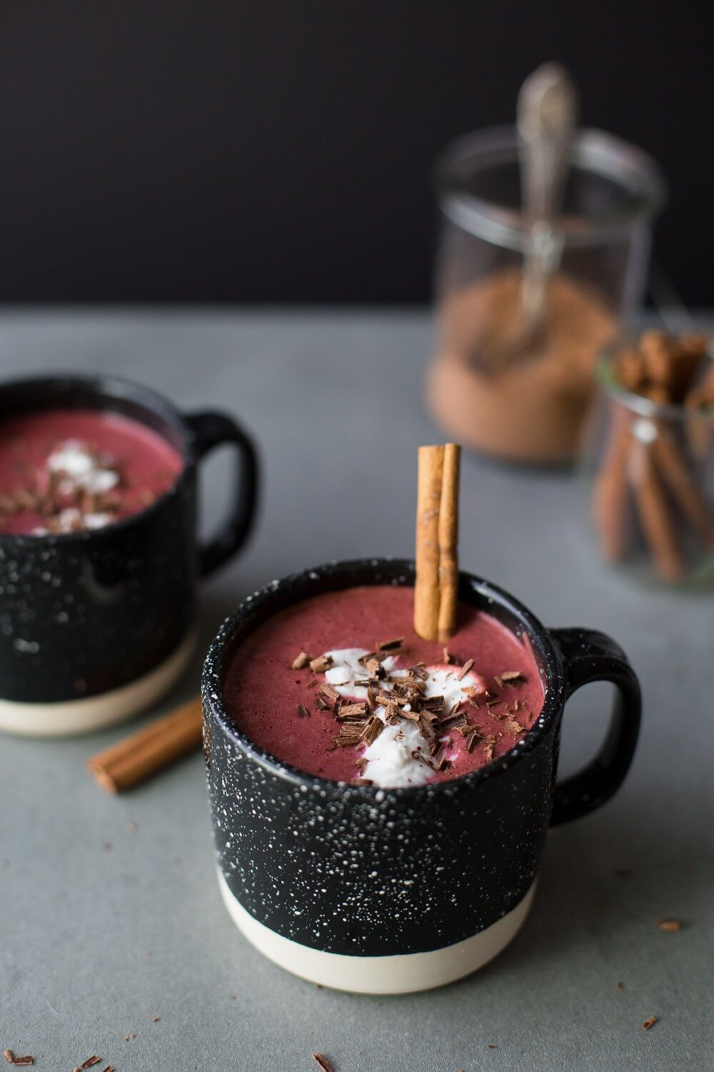 Red Velvet Hot Chocolate (sugar-free)