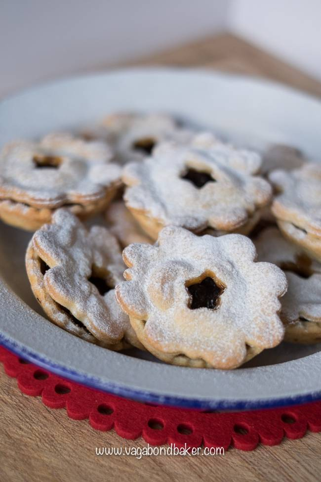 Spiked Mince Pies