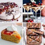 vegan Christmas desserts