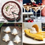 vegan Christmas dessert recipes