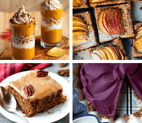 Vegan Thanksgiving Dessert Recipes