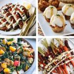 vegan Thanksgiving dinner recipes