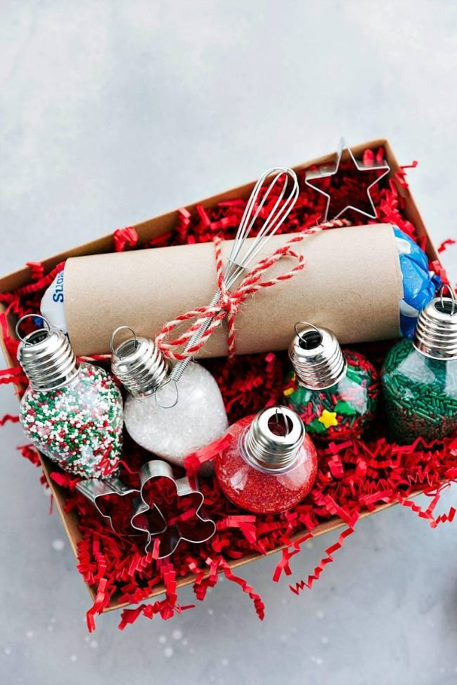 Sugar Cookie Decor Christmas Kit