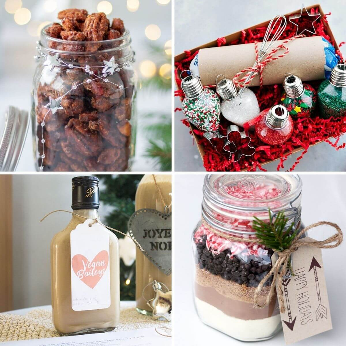 37 Diy Vegan Christmas Gift Ideas Edible The Green Loot