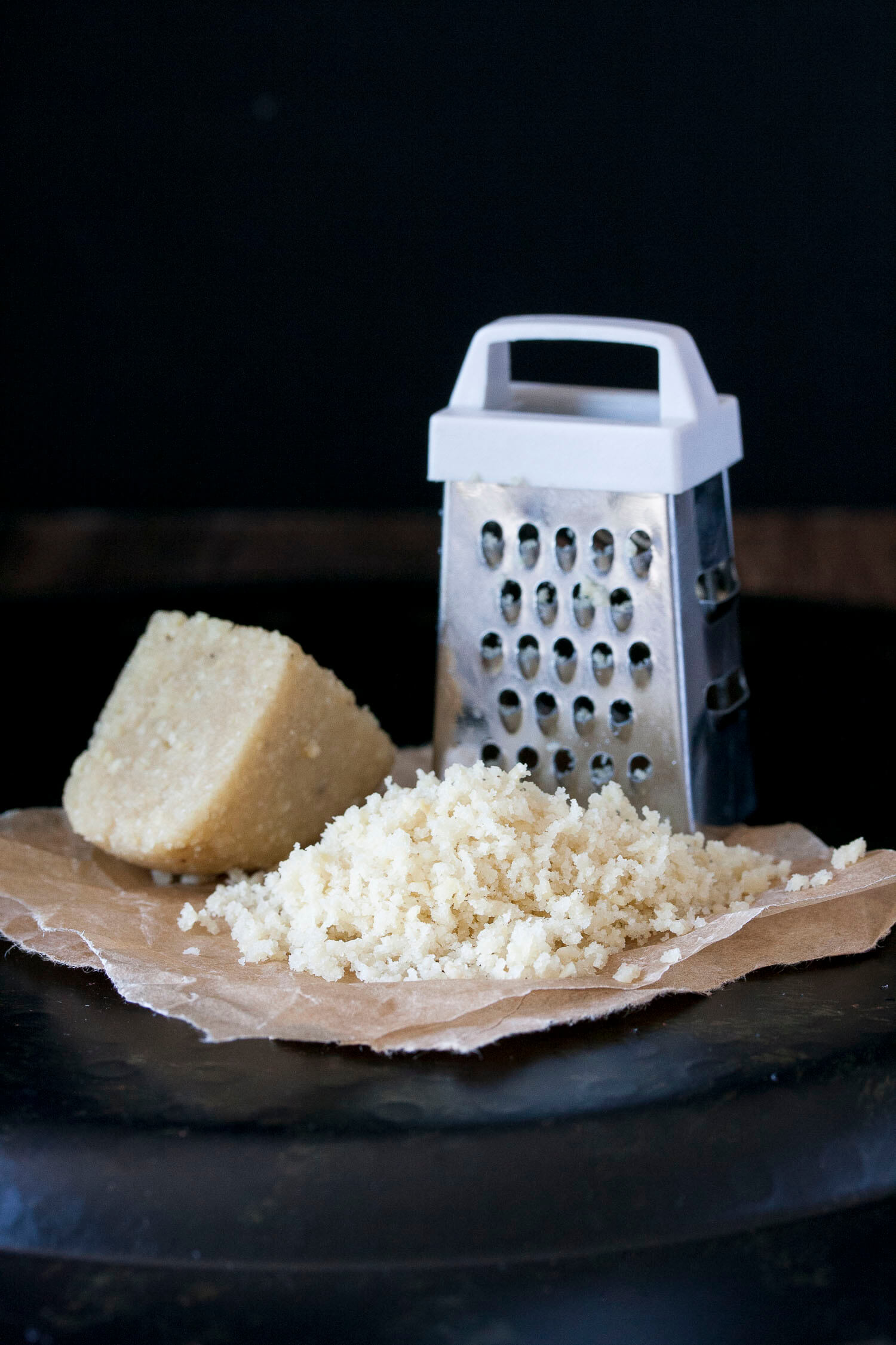 Vegan Grateable Parmesan Cheese