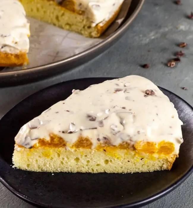 Marshmallow Fluff Cake