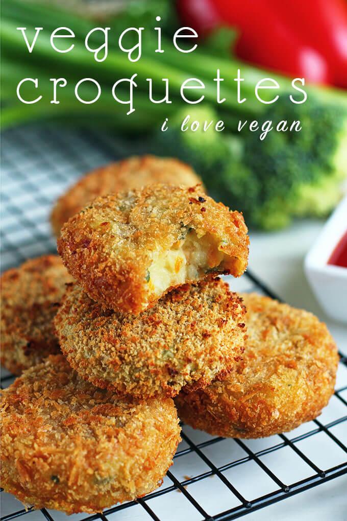 Veggie Croquettes