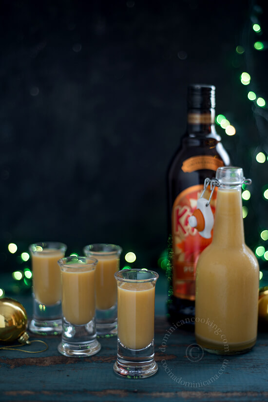 Vegan Pumpkin Eggnog // You have probably never thought about including pumpkin in eggnog right? Until today. This recipe will change your holidays for sure. | The Green Loot #vegan #Christmas