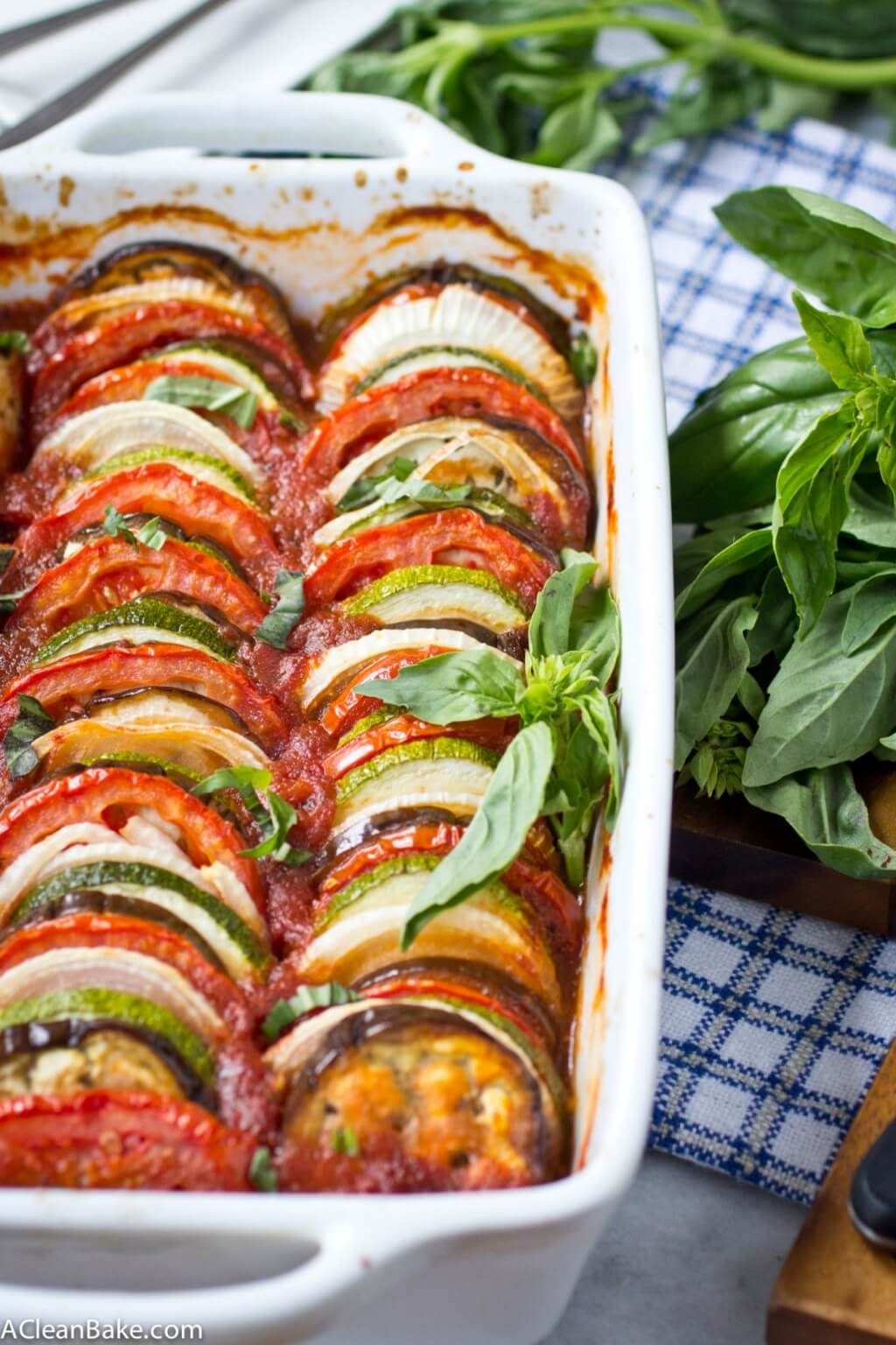 Easy Healthy Ratatouille