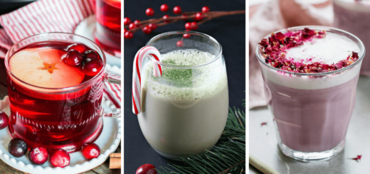 Make these cozy vegan drinks for winter to warm up your soul! From hot chocolate to apple cider, these dairy-free cups are perfect for cold mornings. Enjoy! | The Green Loot