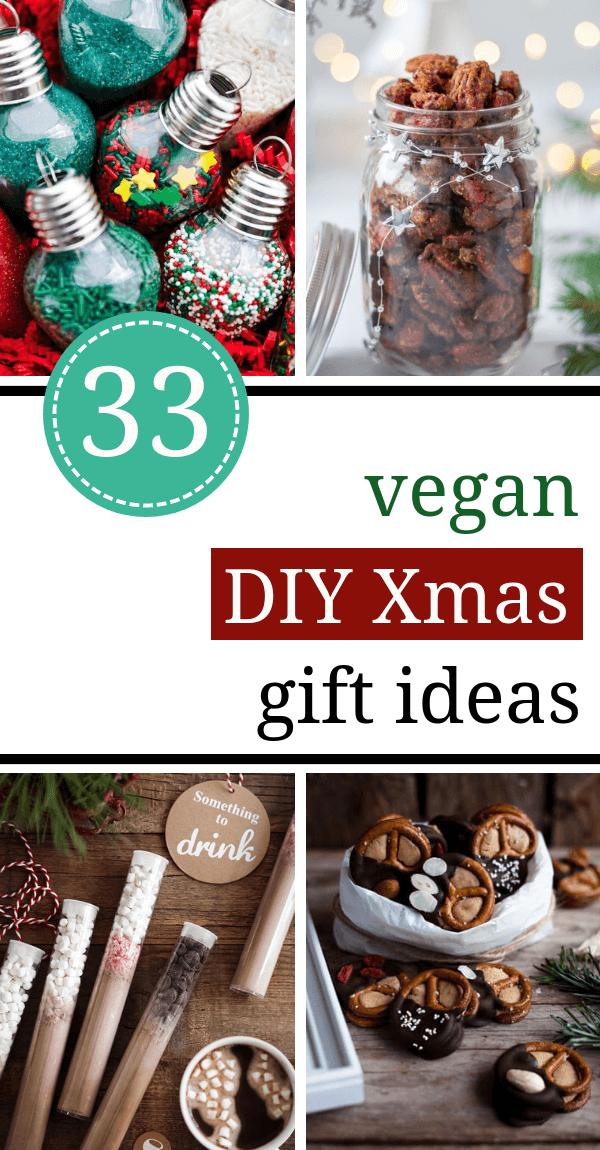 33 Brilliant Diy Edible Christmas Gift Ideas Vegan Friendly The