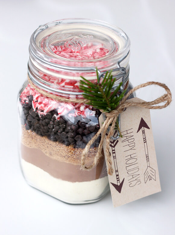 33 Brilliant DIY edible Christmas Gift Ideas (vegan ...