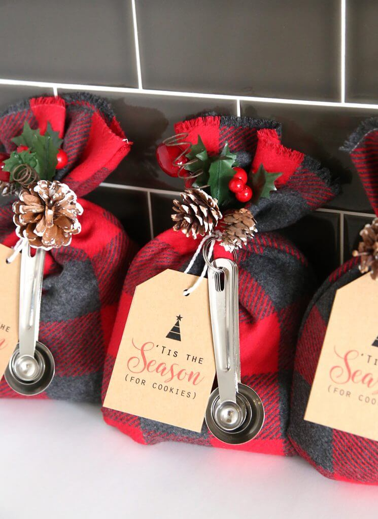 Vegan Cookie Mix Gift Sacks
