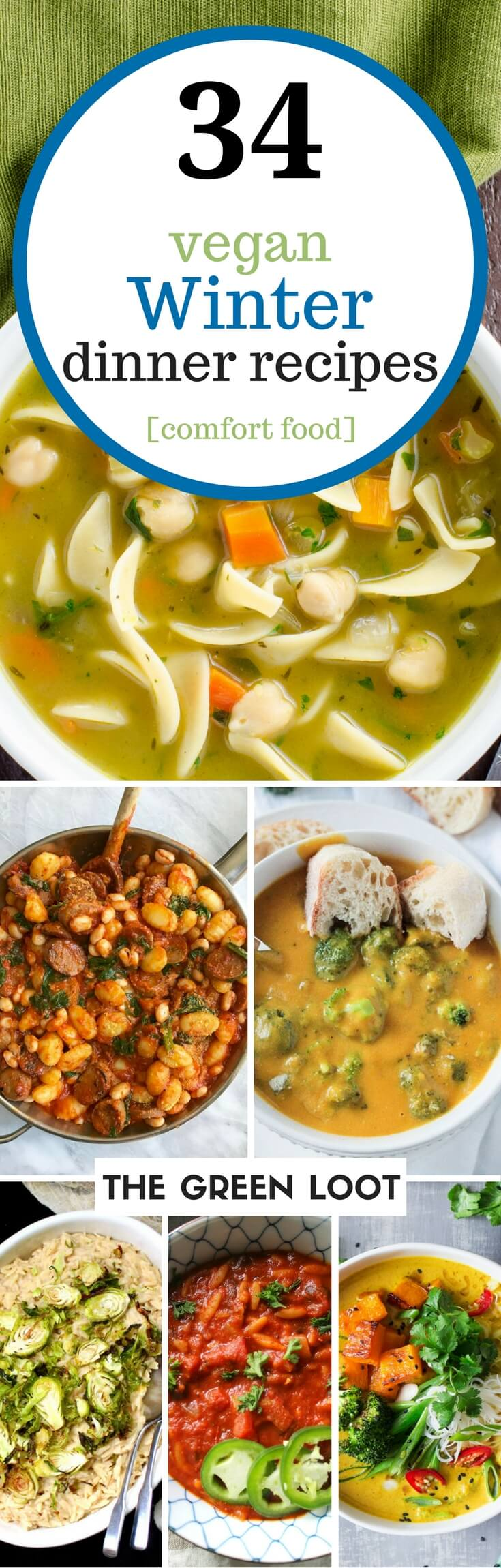 34 cozy vegan winter recipes for dinner healthy comfort foods vegan winter recipes and healthy comfort food that will warm up your body and soul forumfinder Gallery