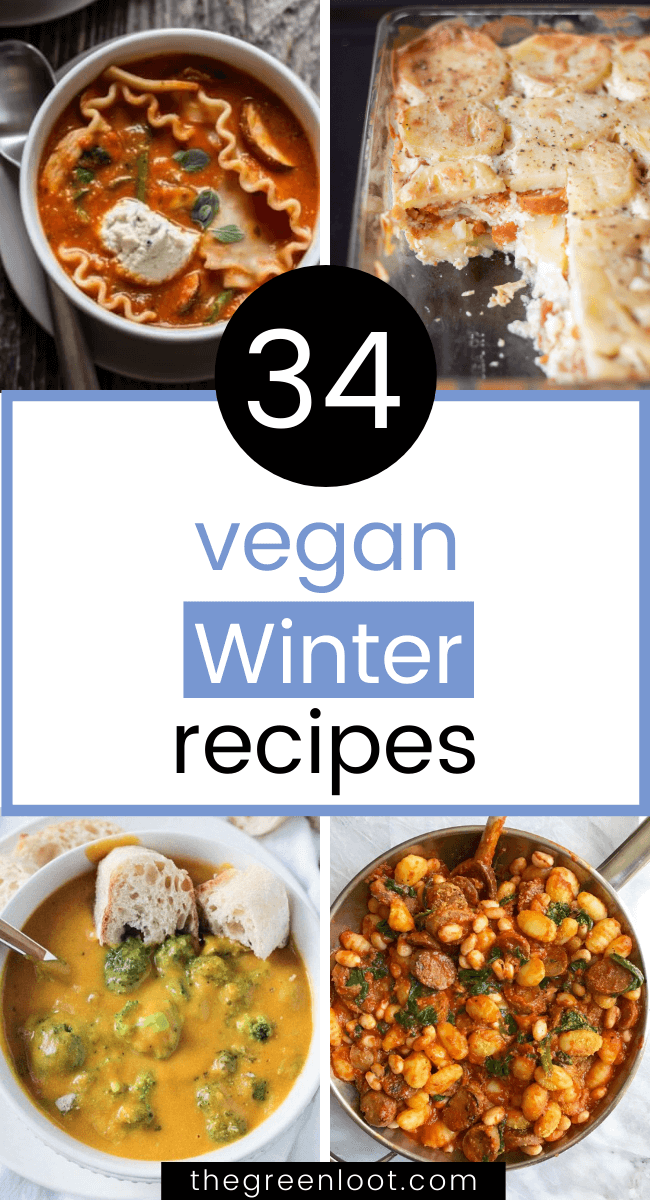 vegan Winter recipes