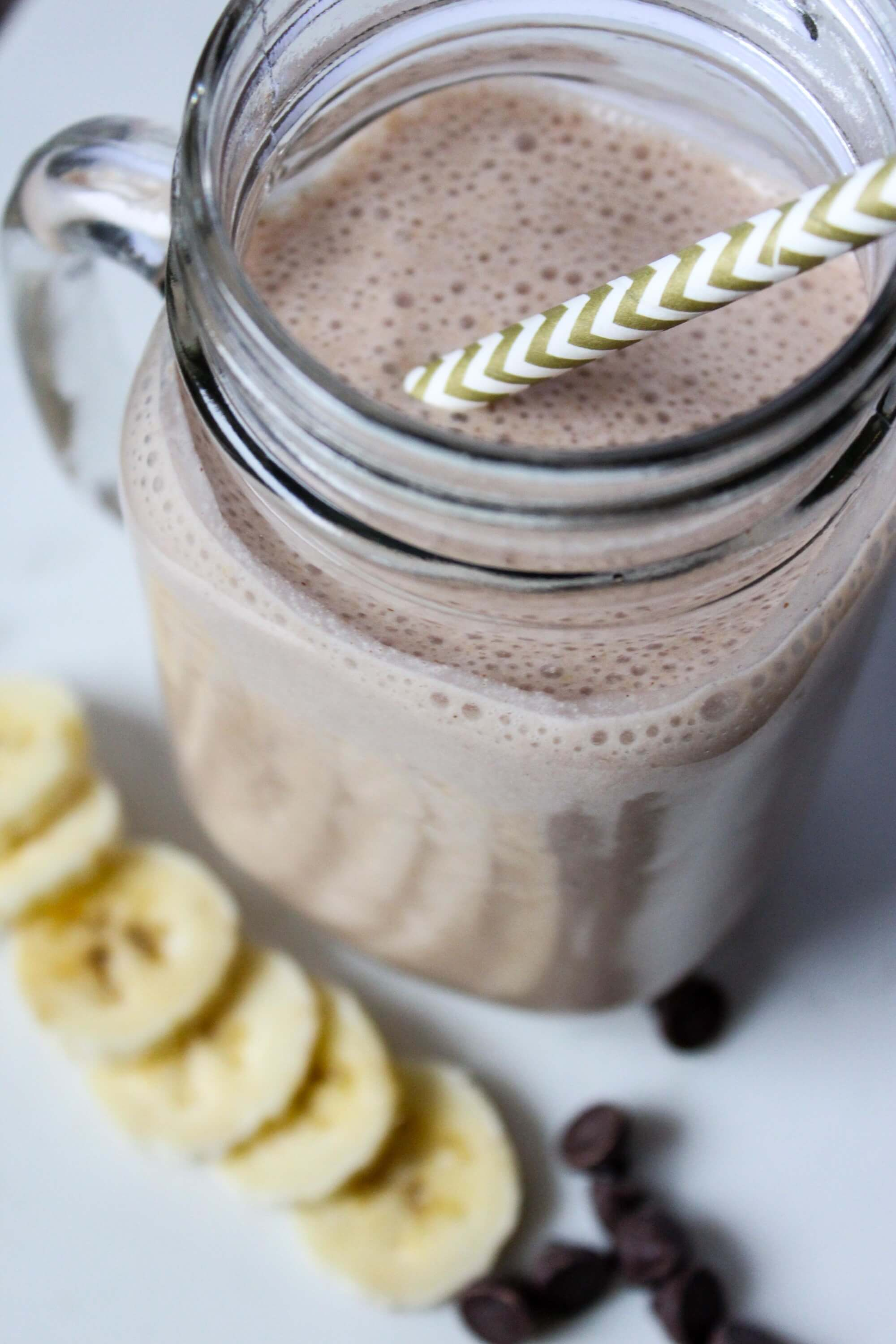 Vegan Cake Batter Protein Shake Should You Eat Right After Work Out