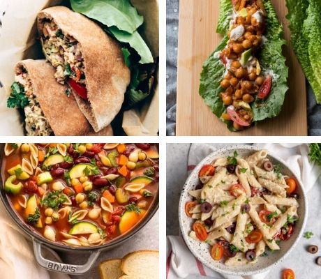 easy vegan dinner recipes