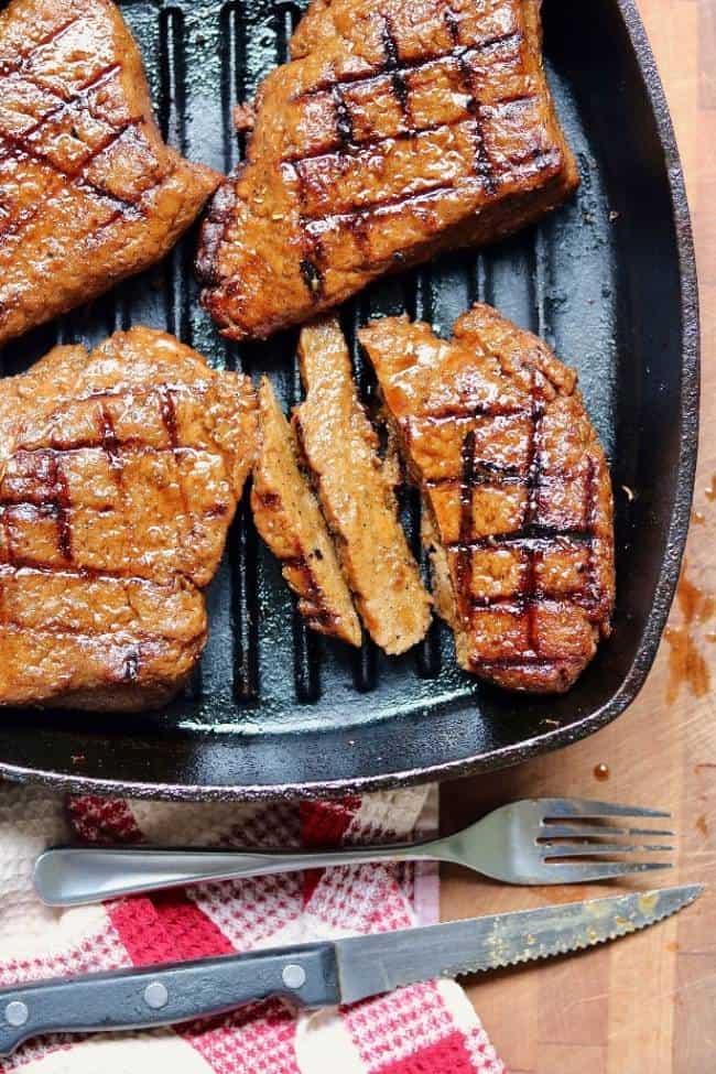 Vegan 'Steak'