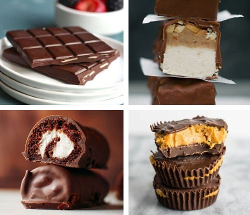 DIY vegan candy bar recipes