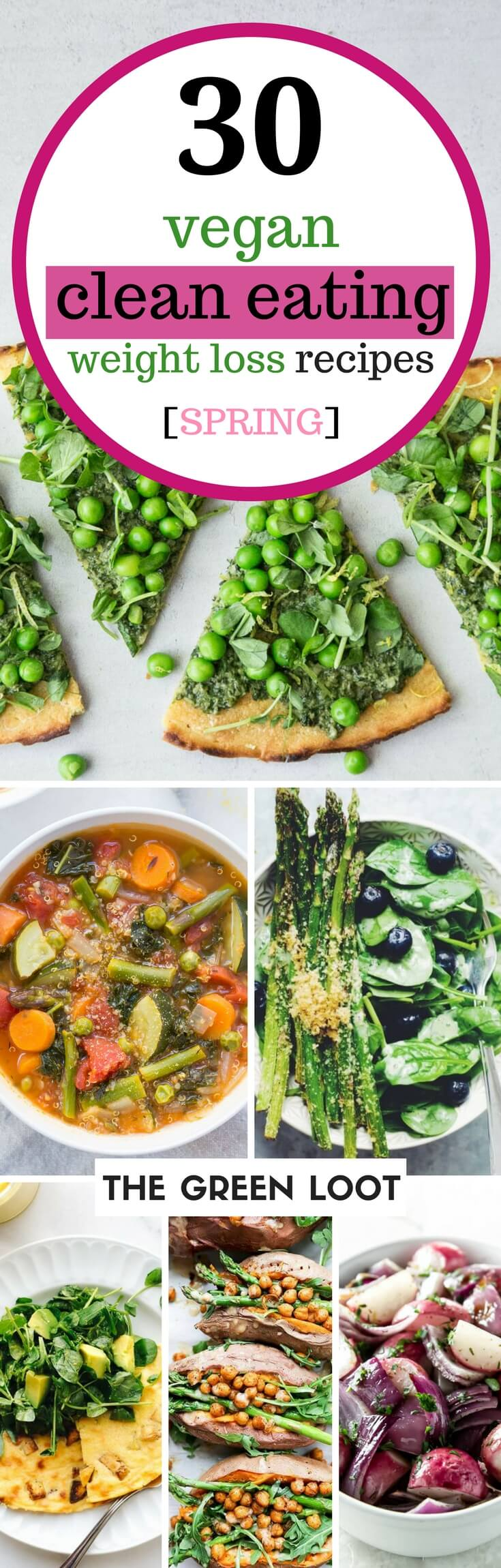 30 fantastic vegan clean eating weight loss recipes for spring the make these winner vegan clean eating weight loss recipes for spring that make amazing seasonal forumfinder Choice Image