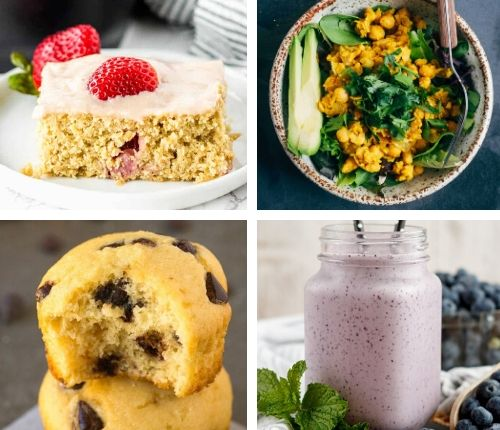 high-protein vegan breakfast recipes for weight loss
