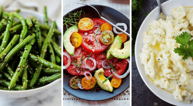 These Vegan Side Dish Recipes are perfect for dinner or lunch. They are super healthy and easy to make.   The Green Loot #vegan #veganrecipes #healthyeating