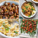 vegan side dish recipes