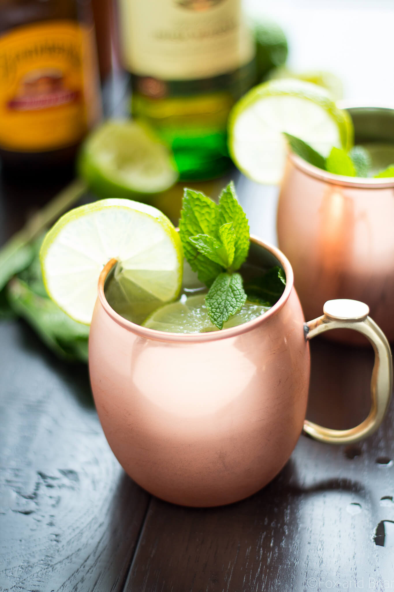 Vegan Irish Mule