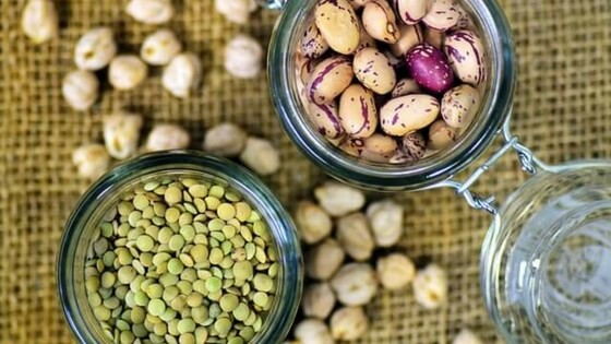 What Vegans Can and Can't Eat: Legumes